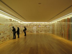 The unbelievably modern Cup Noodle Museum